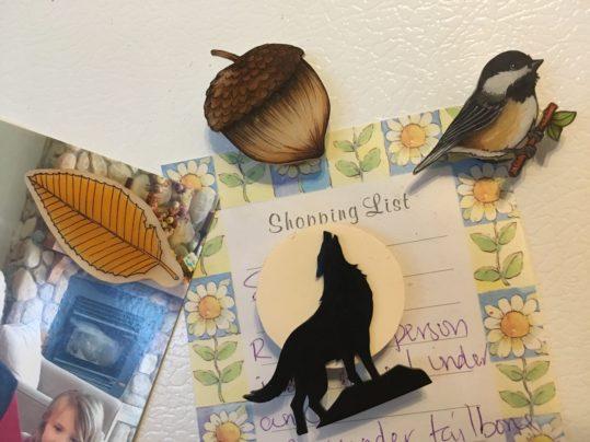 Shrink Magic Magnet Mementos (Drop in class) @ Algonquin Art Centre