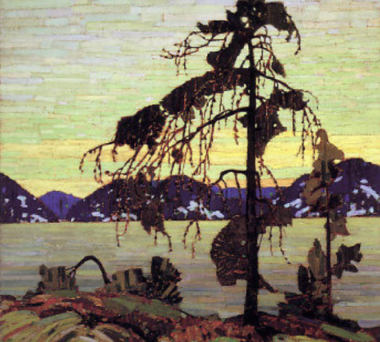 Landscape Painting, Tom Thomson Style @ Algonquin Art Centre