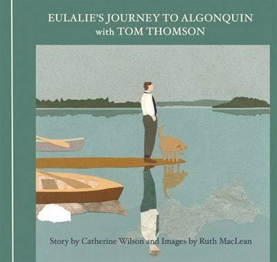Eulalie's Journey to Algonquin with Tom Thomson - Reading and Art Workshop @ Algonquin Art Centre | Algonquin Provincial Park | Ontario | Canada