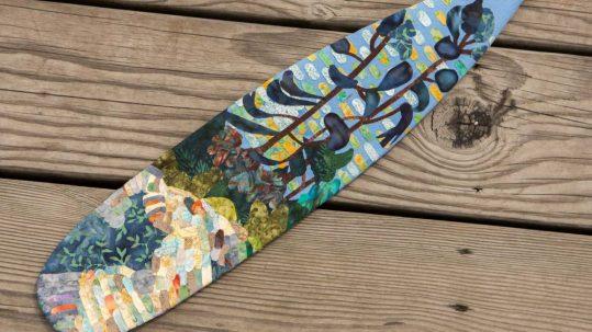 Paint a Paddle @ Algonquin Art Centre | Algonquin Provincial Park | Ontario | Canada