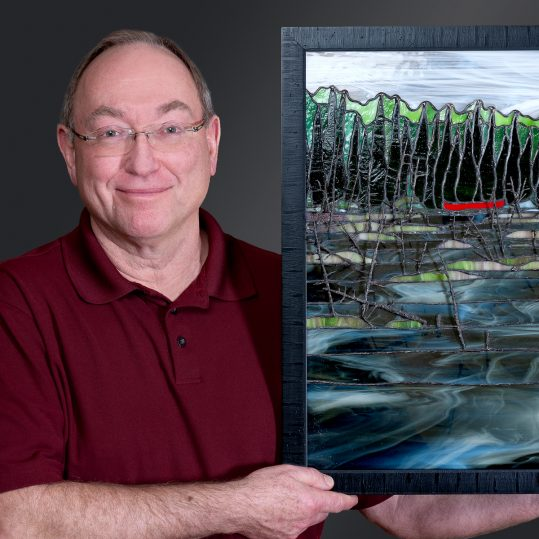 """Peter Allan Rice: Book Signing for """"Reflections in Glass and Stone"""""""